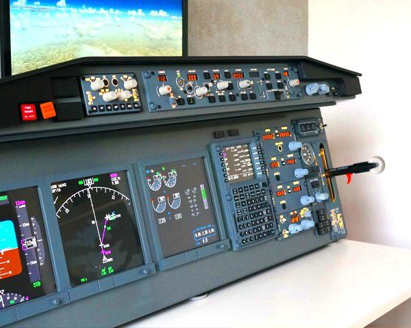 Boeing 737 Mip Desktop System Plug Amp Play Simonsolution