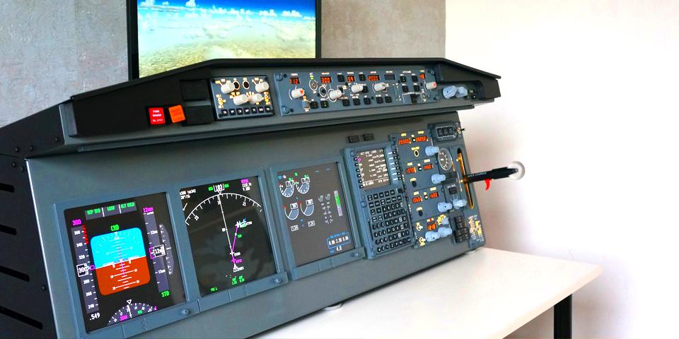 B737 Desktop Simulator BASIC Plug&Play
