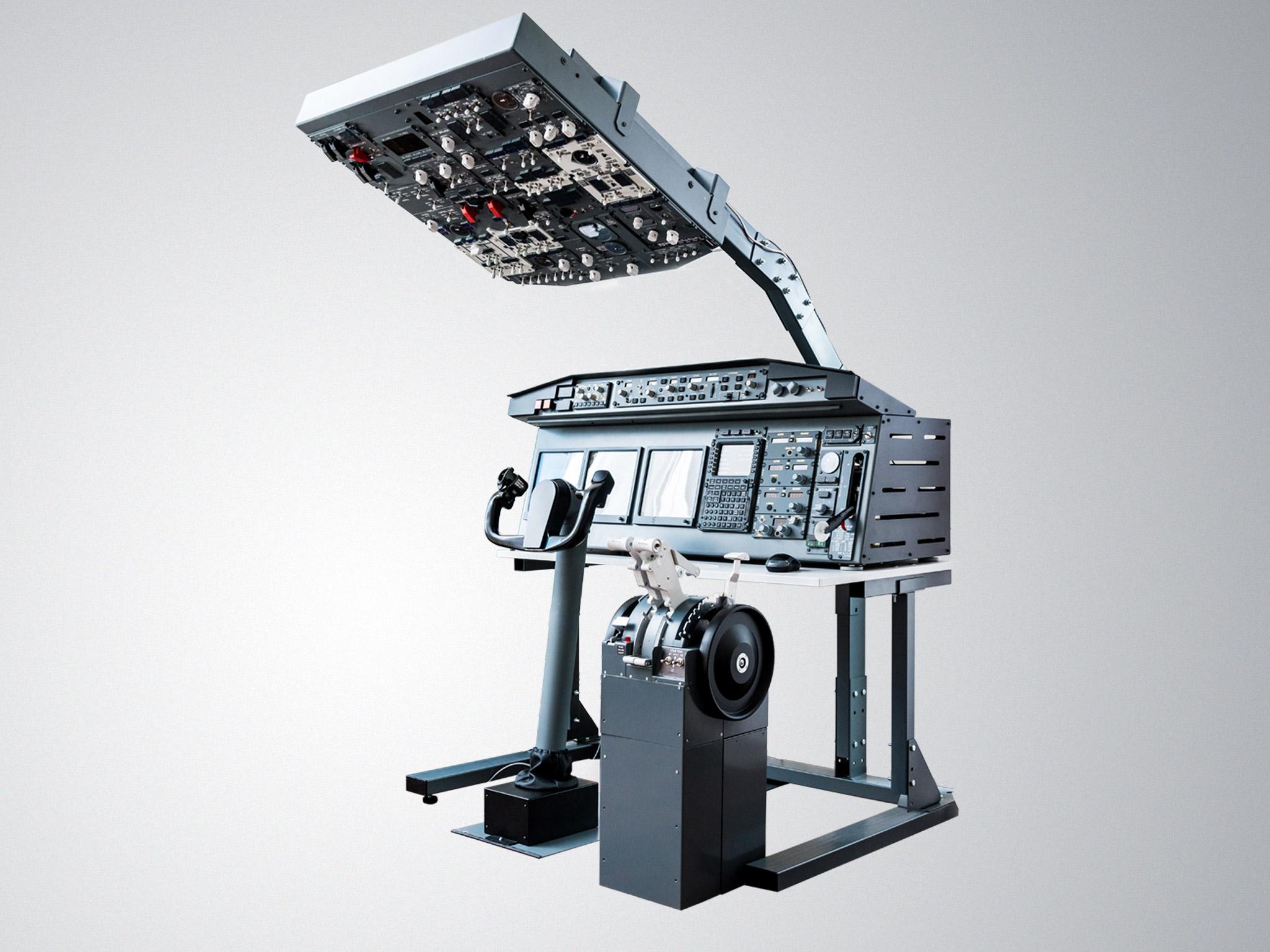 Symulator 4×3 wycentrowane małe